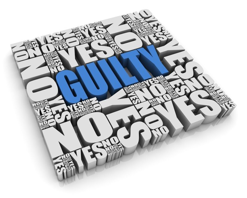 Can I get out of my guilty plea ?